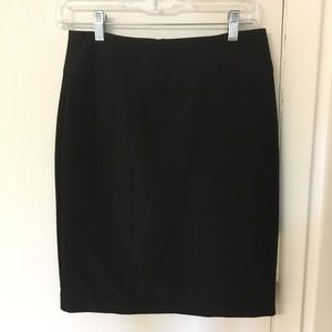 Worthington Black pencil skirt, size 4